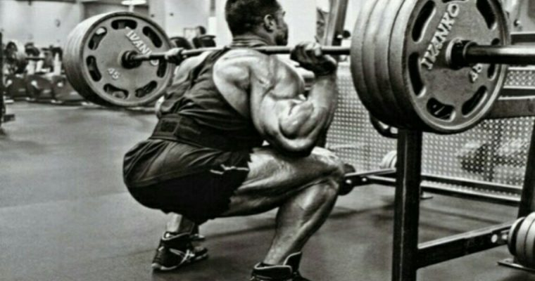 DEEP SQUATS – LOVE THEM!